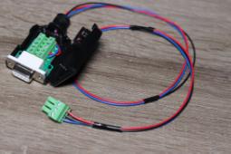 自作RS-232Cケーブル